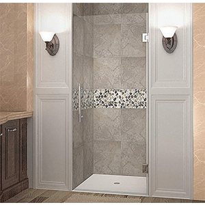 Best Frameless Shower Door Aston Cascadia